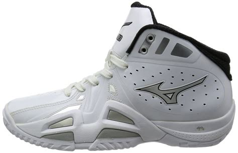 mizuno basketball shoes mizuno basketball shoes wave real versa w1ga1410 white x