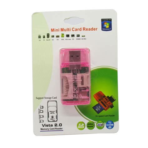 All In One Memory Card Reader Cr 9165 Orange 2010 all in one memory card reader cr 9165 pink jakartanotebook