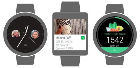 Android Wear 3 0 by Wszystko O Aktualizacji Android Wear 2 0 Nasmartwatche