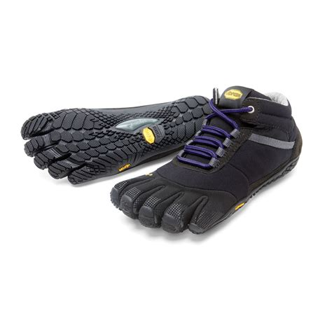 Vibram Fivefingers Trek Ascent Insulated Tangreyblack 100 Ori womens insulated trek ascent womens insulated trek ascent outdoor shoes