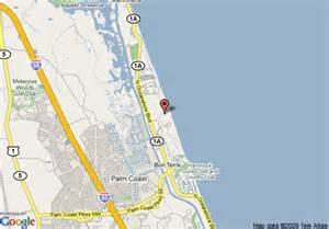 map palm coast florida map of ginn hammock resort palm coast