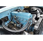1961 Chevrolet Biscayne 235ci Blue Flame Inline