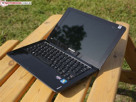 Notebook Lenovo S206 Second test lenovo ideapad s206 m898uge netbook notebookcheck tests