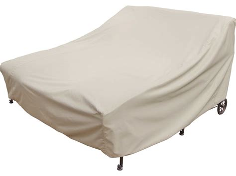 chaise covers treasure garden double chaise lounge cover cp141