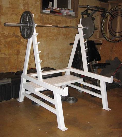 Build Your Own Squat Rack by Custom Squat Rack Speedkin