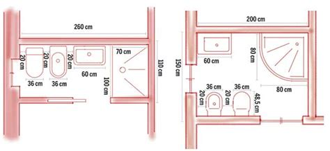 Dimensioni Bagno Minime by Dimensioni Minime Bagno Come Gestire Al Meglio Lo Spazio