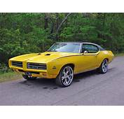 Lawrences 1969 GTO