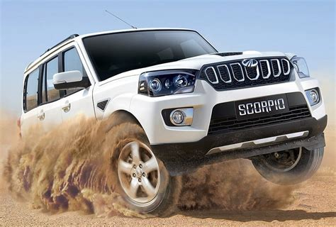 mahindra scorpio models and price list 2018 mahindra scorpio price list complete technical