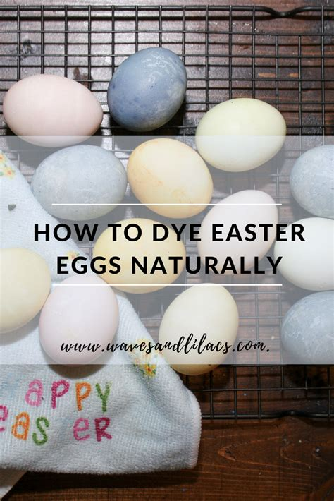 how to color easter eggs how to dye easter eggs naturally waves lilacs