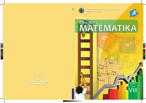 Buku Esps Mtk Kls V buku guru matematika kls 8