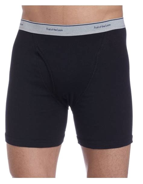 fruit of the loom boxer briefs yugster 4 pairs fruit of the loom s boxer briefs