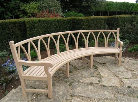 how to make a curved bench seat 17 best ideas about curved outdoor benches on pinterest