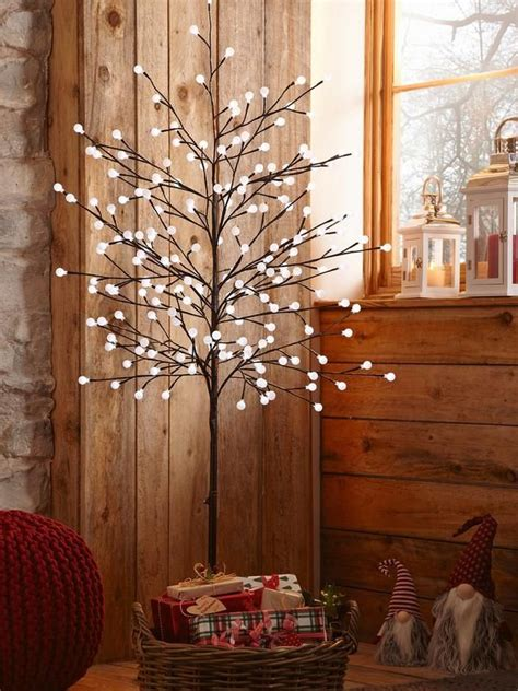 top of tree wont light on led tree best 25 pre lit twig tree ideas on twig tree twig tree and artificial