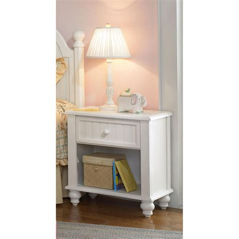 white night tables for bedroom westfield off white night stand hillsdale furniture