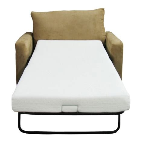 Classic Brands Memory Foam Replacement Sofa Bed 4 5 Inch