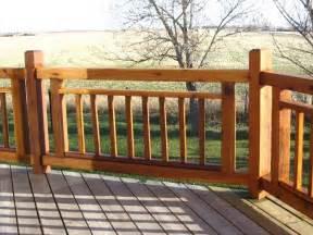 25 best ideas about deck railing design on