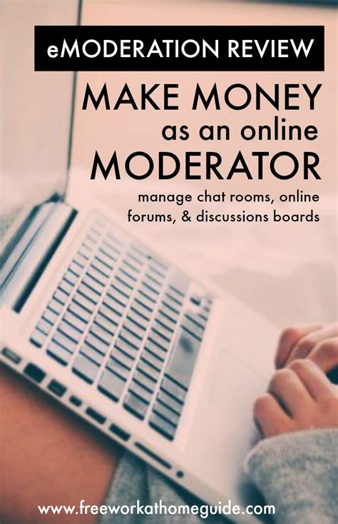 Online Moderator Jobs Work From Home - emoderation flexible work from home moderator jobs best work from home jobs