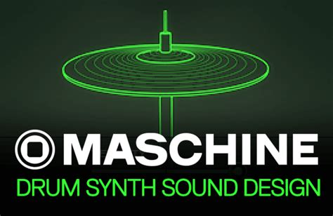 tutorial elektro drum maschine drum synth sound design by adsr sounds