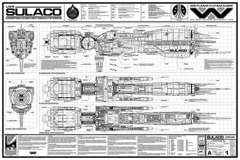 Raptor Floor Plans by Starship Schematic Database Official Designs