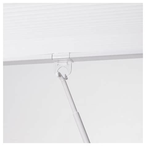 draw curtain rods riktig draw rod extendable 73 133 cm ikea