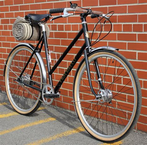 Handcrafted Bikes - bikes designed and handcrafted in new york fbm bike co