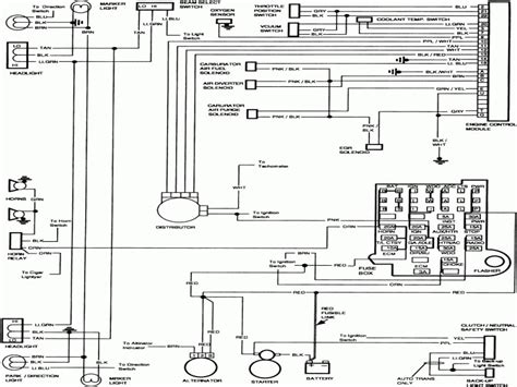 Toyota Pickup V6 Engine Wiring Harness Diagram Wiring Forums