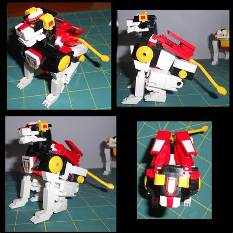 Voltron Papercraft - voltron golion by mazingerzetto on deviantart