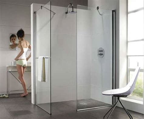 Walks In On In Shower by Hydr8 Walk In Shower Enclosures Twyford Bathrooms Esi