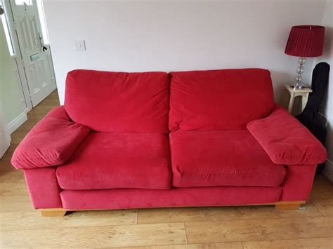 red sofa for sale red sofa for sale in newbridge kildare from redzone