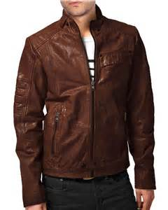 Leather Jackets For Brown Leather Jackets Jackets