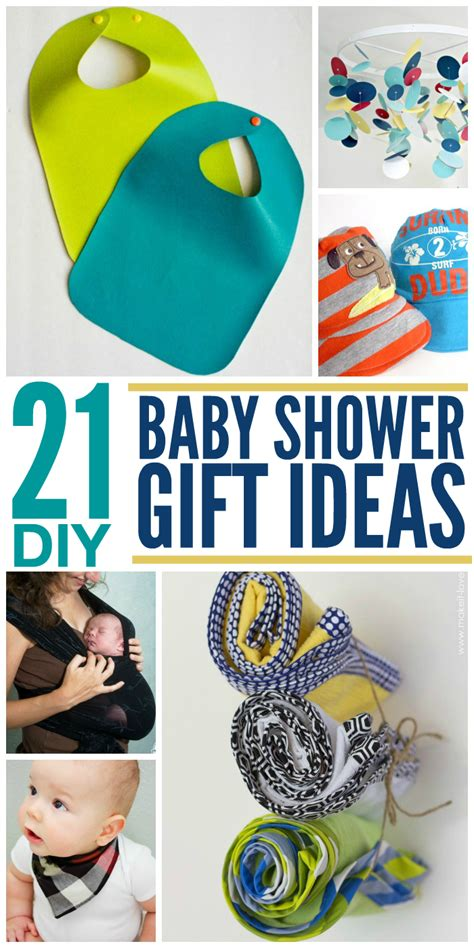 Baby Shower Gift Diy by 21 Adorable Diy Gifts For Baby Showers
