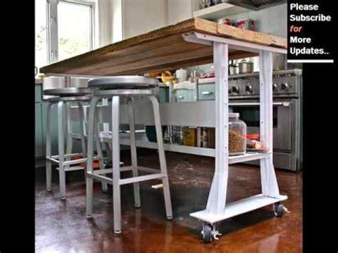 wonderful kitchen kitchen island cart with seating with kitchen islands and carts ideas for your kitchen youtube