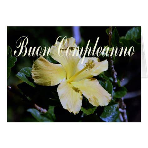 Italian Birthday Wishes Cards