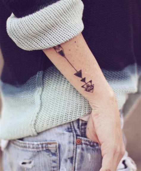 tattoo arm arrow arrow tattoo on arm tumblr