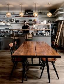 Industrial Kitchen Table Furniture Coffee Shop Design Ideas Room Decorating Ideas Amp Home