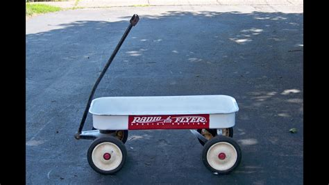 original radio flyer wagon  wagon