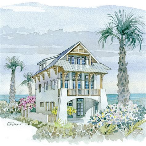 top  house plans coastal living mobile