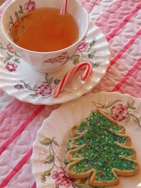 17 best ideas about christmas tea on pinterest hot tea