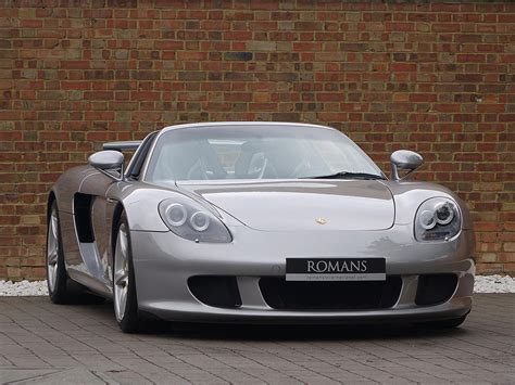 Porsche Carreras For Sale by Used 2005 Porsche Carrera Gt Carrera Gt For Sale In Surrey