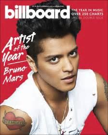 Bruno Mats Songs by Bruno Mars Is Billboard S Top Artist Of 2013