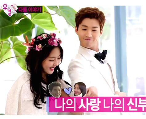 drakorindo we got married quot we got married quot henry and yewon reveal adorable selcas