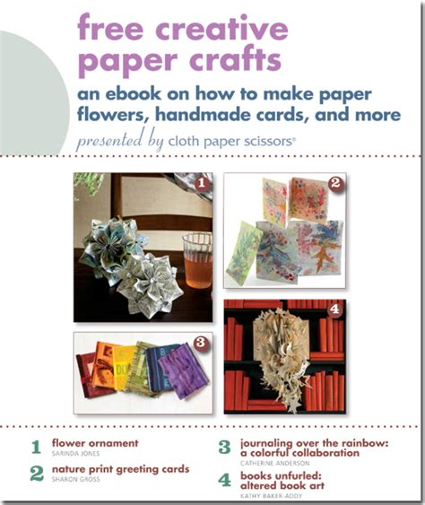 Paper Craft Tutorials Free - free paper craft tutorials make paper flowers cards more
