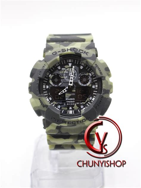 Casio Ga150 Green Army to 224 n quá c ä á ng há casio g shock baby g