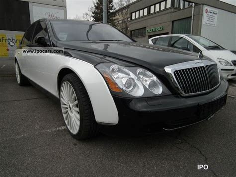 auto air conditioning service 2005 maybach 57s security system 2005 maybach 57 exclusive special paint car photo and specs
