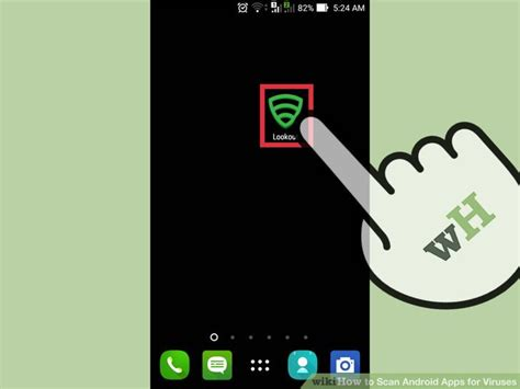 virus detector android how to scan android apps for viruses with pictures