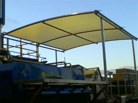 Commercial Canopy Tensioned Pvc Canopies Hawkes Bay
