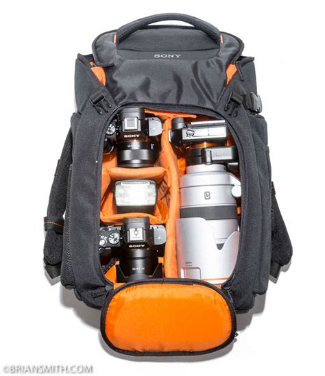 Backpack Bp3 guide to sony a7 a7r a7s a7ii a7rii a7sii accessories