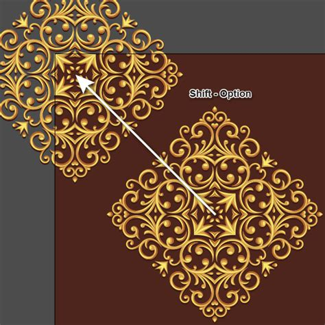 adobe illustrator lock pattern how to create a pattern suitable for royalty in adobe