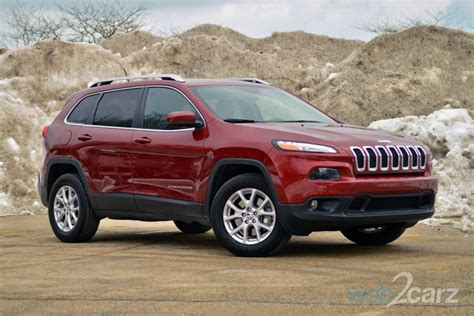 2015 Jeep Latitude Reviews 2015 Jeep Latitude 4x4 Review Carsquare