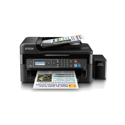 Printer Epson Ink Tank System epson l565 ink tank system all in one printer print copy